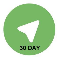 افزایش بازدید پست تلگرام ماهانه 2000 بازدید