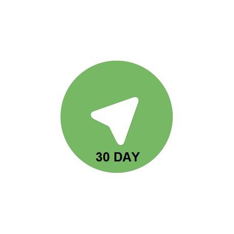 افزایش بازدید پست تلگرام ماهانه 5000بازدید