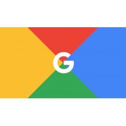 بازدید واقعی گوگل طلایی 1000 ورودی 70 ثانیه