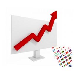 افزایش بازدید خارجی سایت