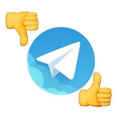 افزایش لایک نظرسنجی تلگرام