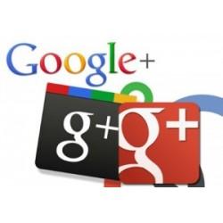 100 فالوور گوگل پلاس